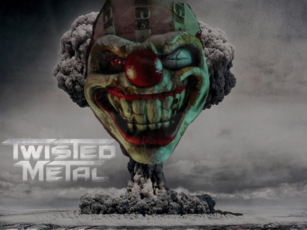 Twisted-Metal