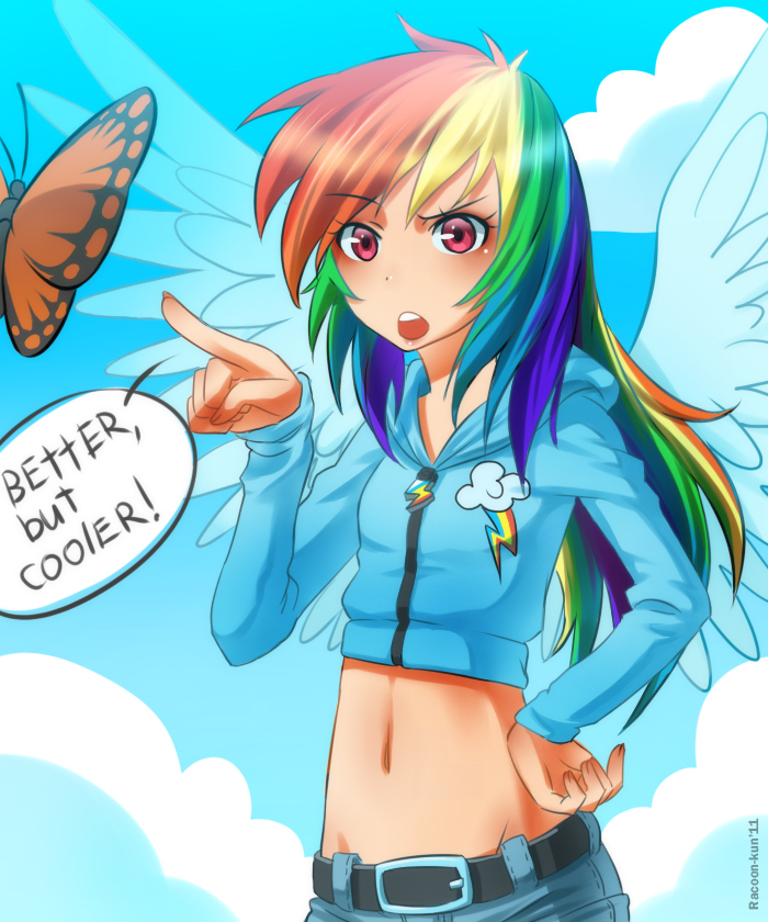 but cooler by racoonkun-d4jd9fx