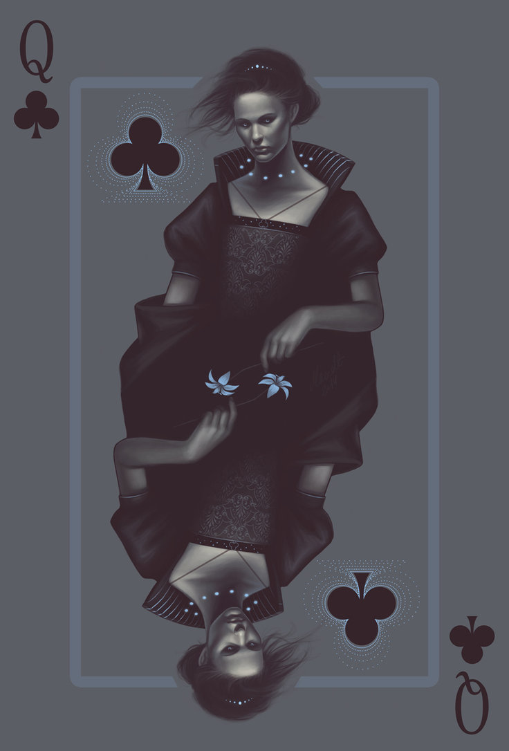 queen of clubs by maudt-d749t34