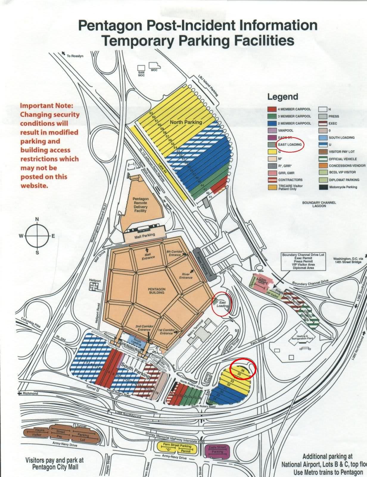 Target Center Floor Plan 9 11 Pentagon Seite 302 Allmystery