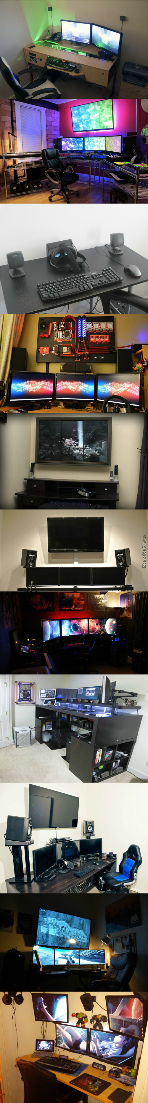 awesome battlestations that amp 039 ll b
