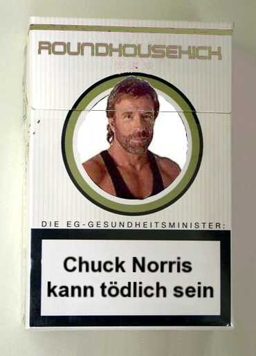 Chuck Norris Can Be Deadly by a n c