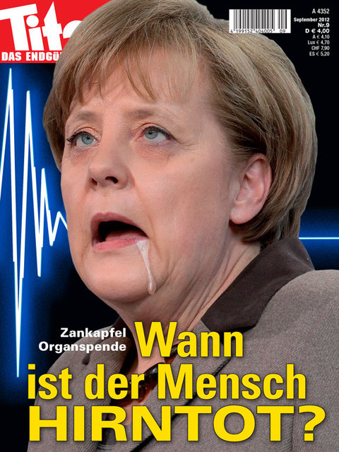 Merkel als Hitler (Seite 5) - Allmystery