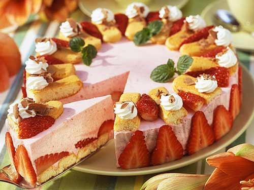 Recette Cake Rhubarbe Fraise Marmiton