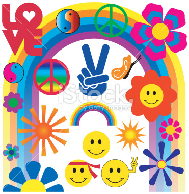 istockphoto 994431 peace love groovy hip