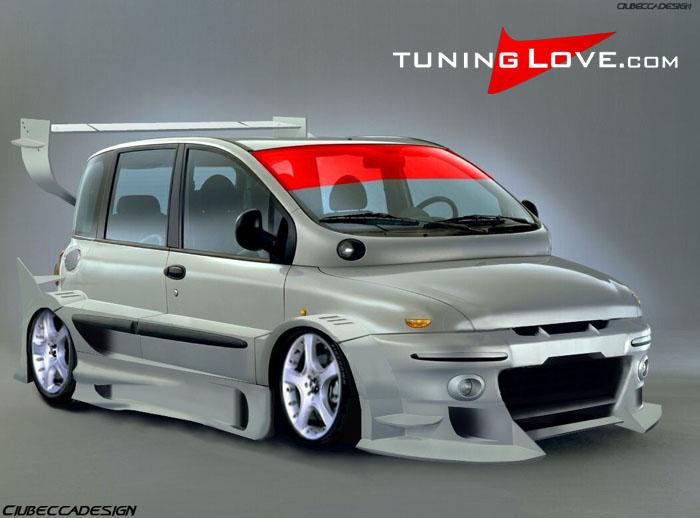 foto de auto tunig: