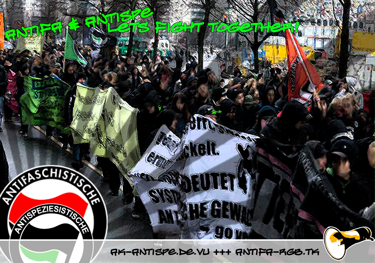 antispe antifa fight togetherKopie neu s
