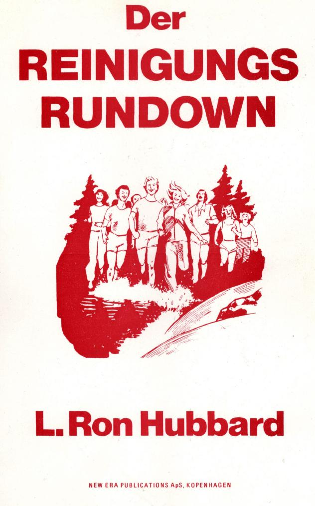 Reinigungs Rundown 1983 Titel