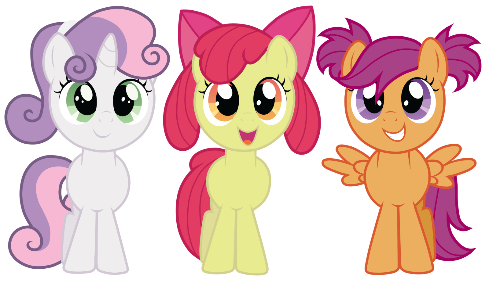cmc with pigtails by jennieoo-d5x964r