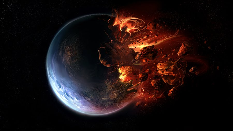 326748 Destroyed-Planet-4
