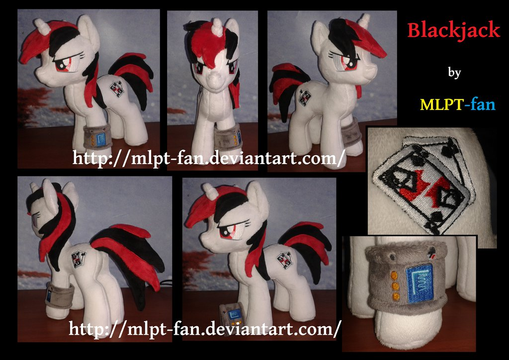 blackjack with pip boy by mlpt fan-d808v