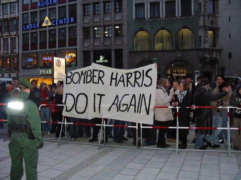 Bomber Harris Do It Again