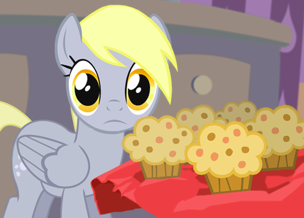 derpy can  t muffin by voodoo tiki-d4nmm