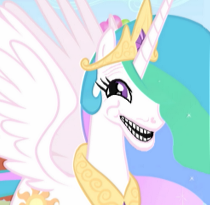 dear pricess trollestia by tucanestudios