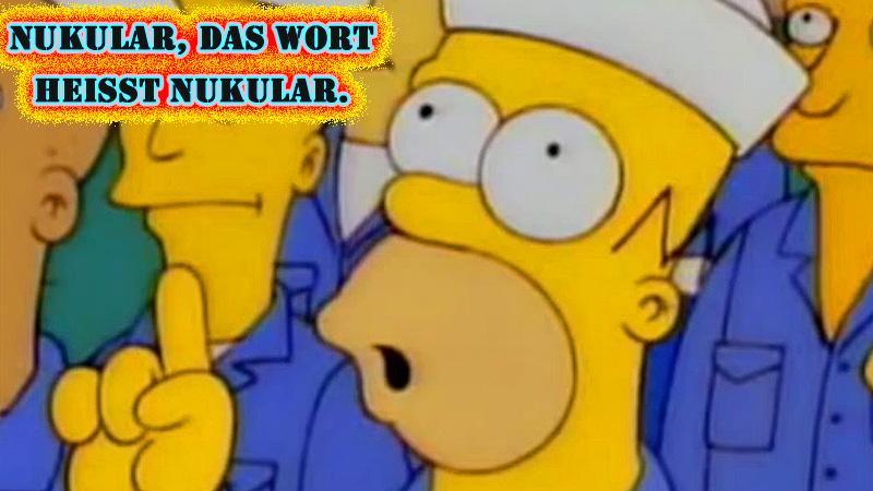 Simpsons Nukular