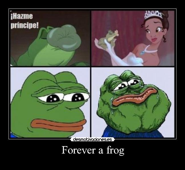CC 41882 forever alone forever a frog