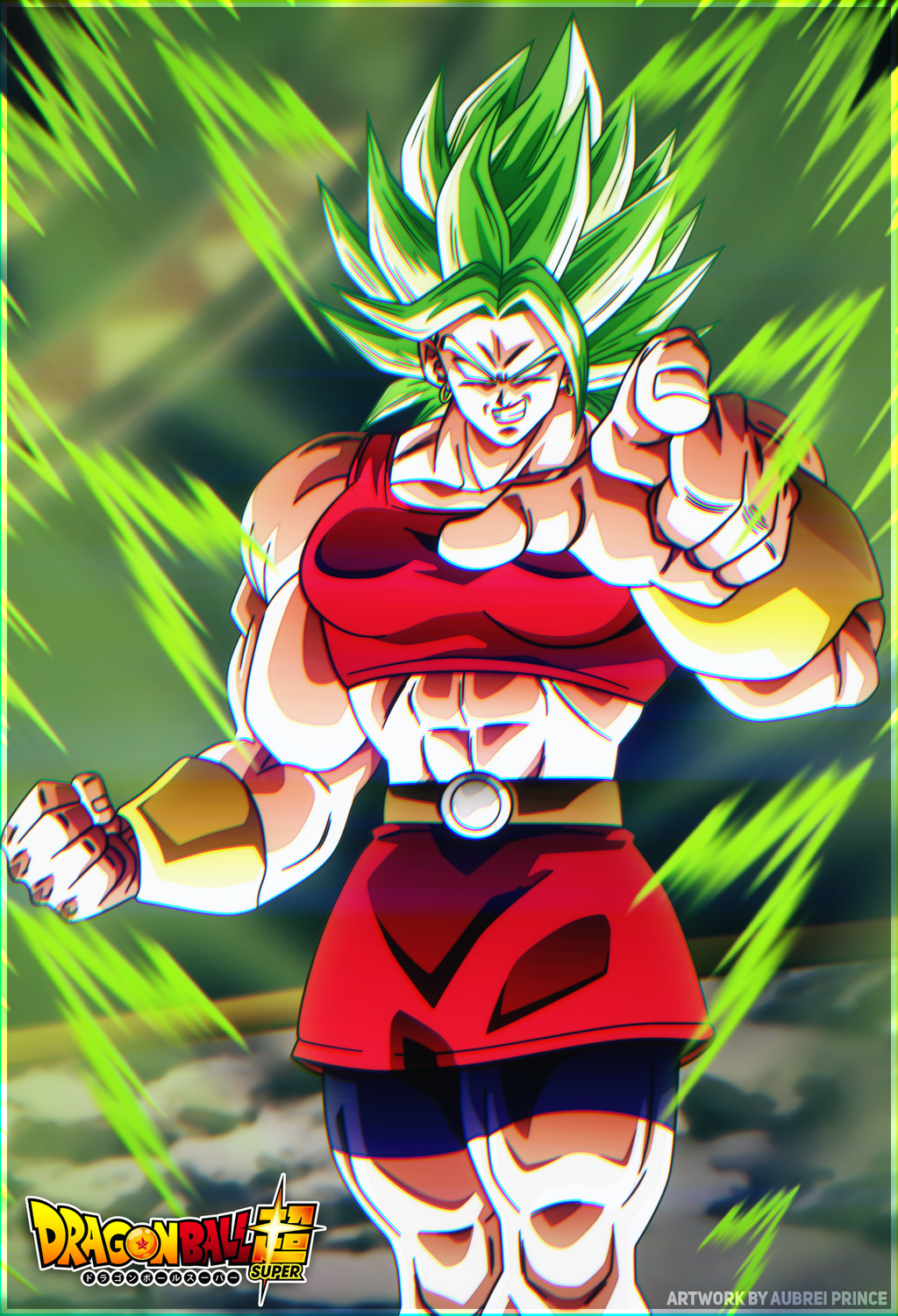 dragonball super poster by aubreiprince-