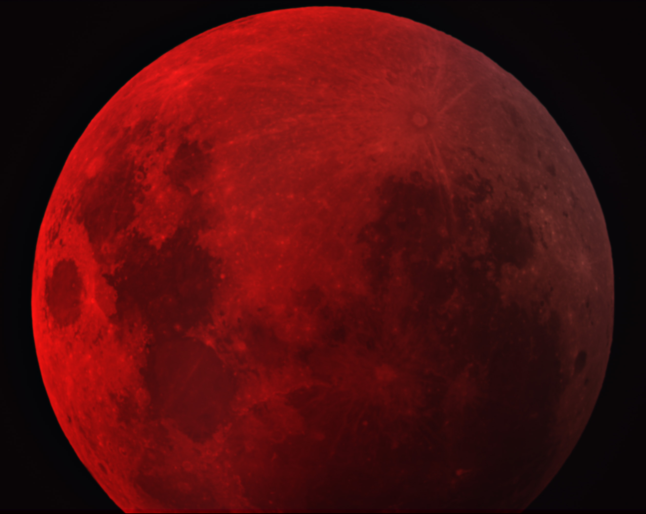 red moon tonight timeline - photo #10