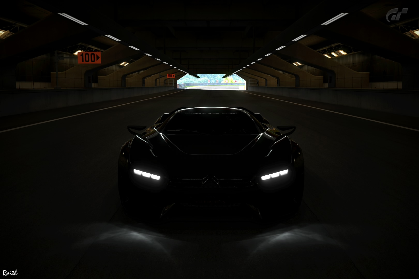 gran turismo project 18   car photograph