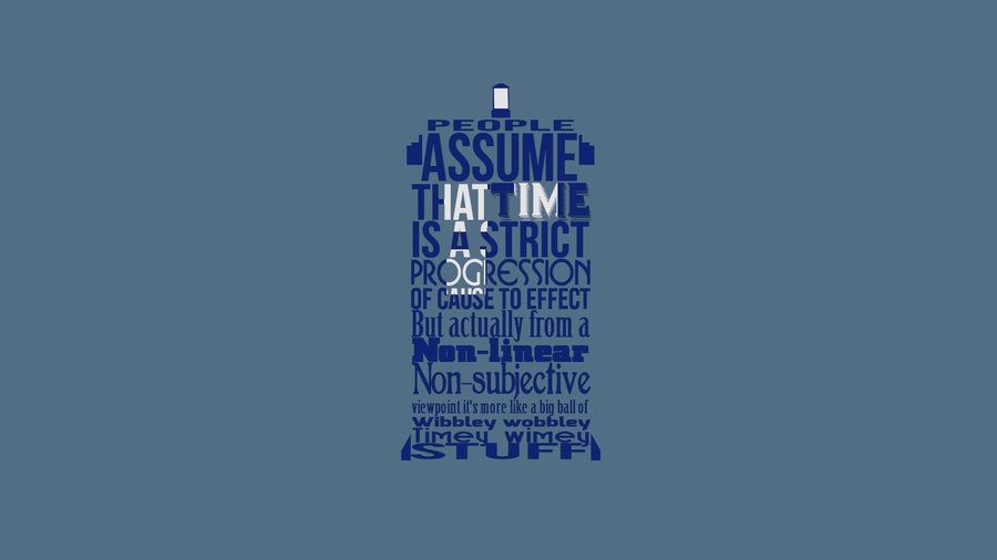dr  who tardis typography wallpaper by j