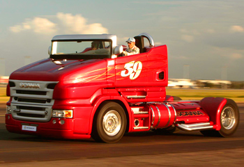 Scania-Red-Pearl-R-999-2LR