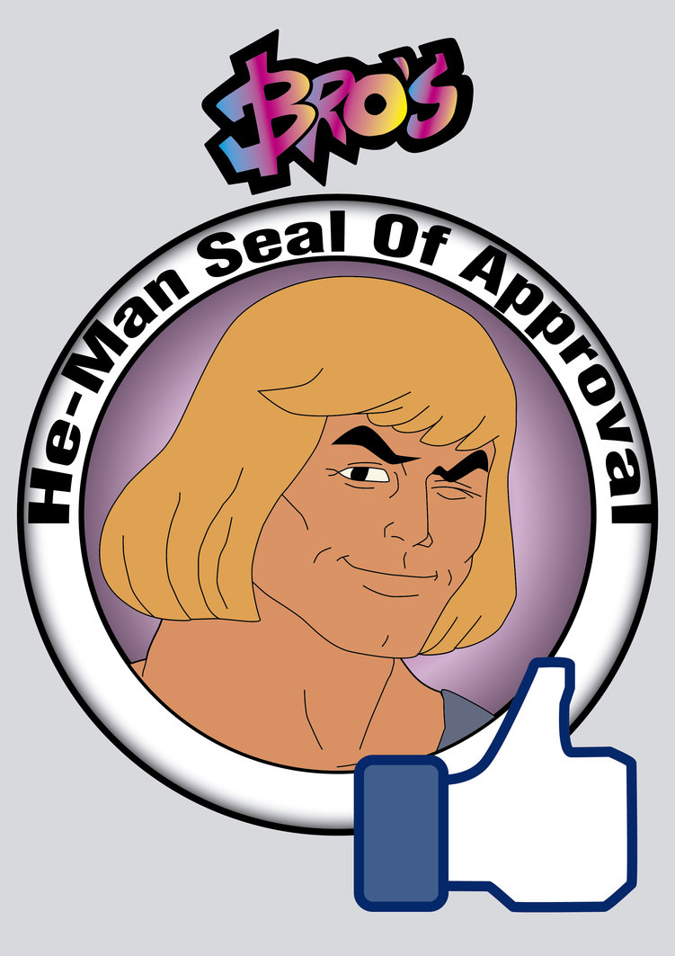 he man seal of approval by agustindeblas