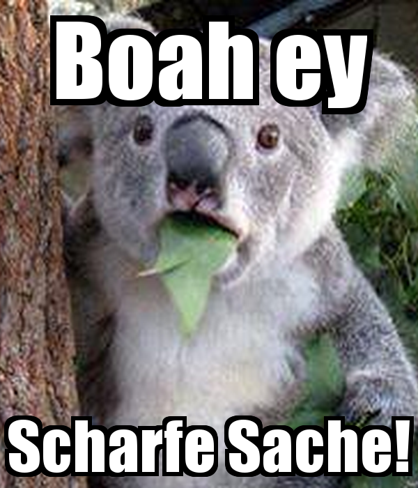 Boah, Seht Mal Hier