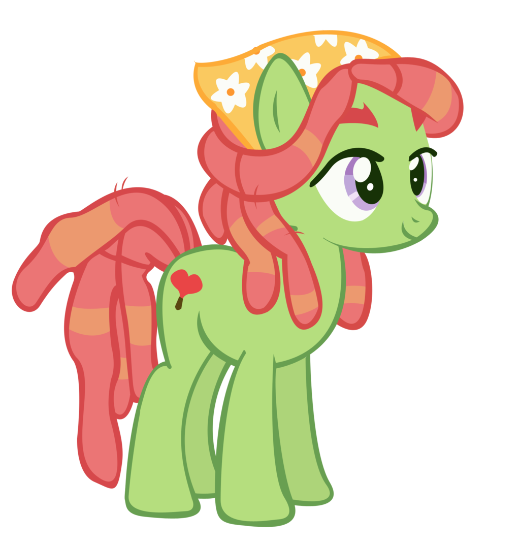 tree hugger vector 1  mlp fim  by kyoshi