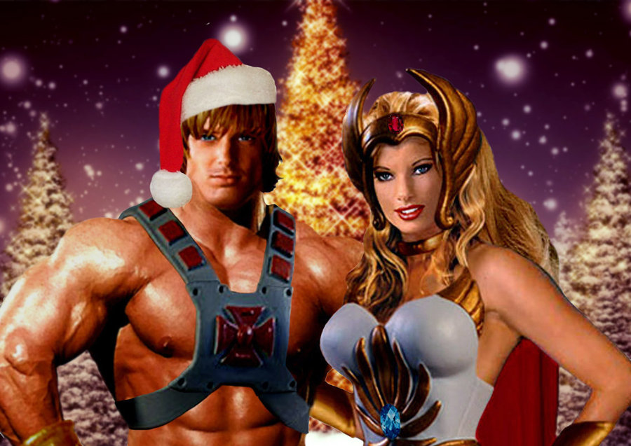 he man and she ra christmas special by p