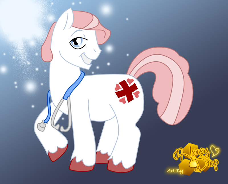 nurse redhoof by honey drop-d4zp1ph