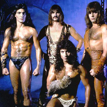True Metal Manowar