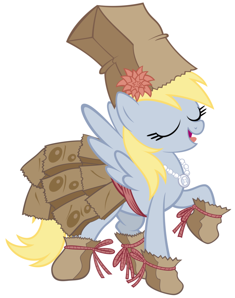 derpy hooves hero of scolon 8 by swordof