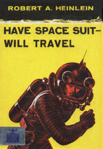 Have Space suit