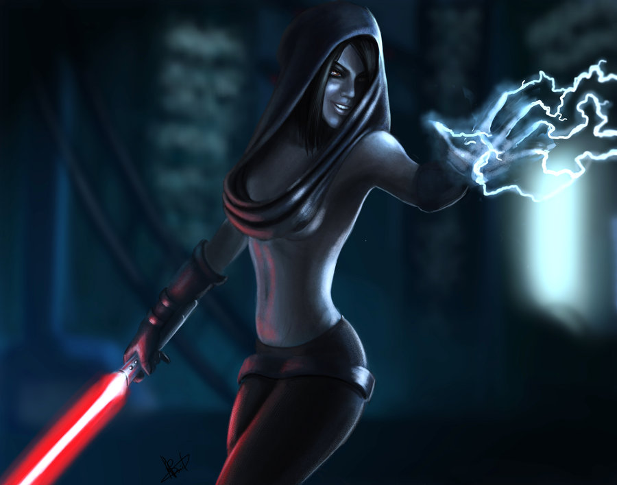 sith lady by konstantinevoid-d5cxqxh