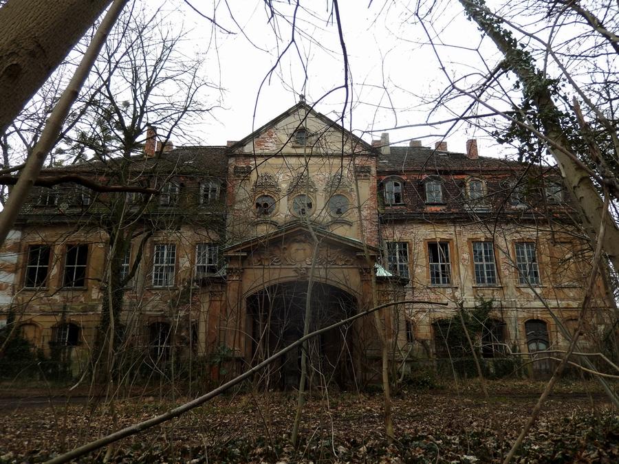 Lost Place Stuttgart