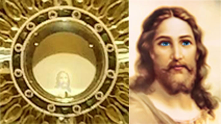 Zoom - Jesus in der Eucharistie Werl