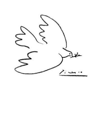 pablo picasso dove of peace 164285