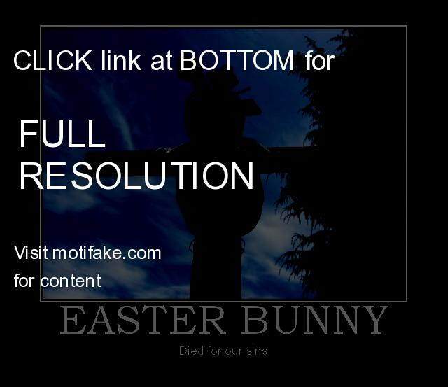 easter-bunny-bunny-demotivational-poster