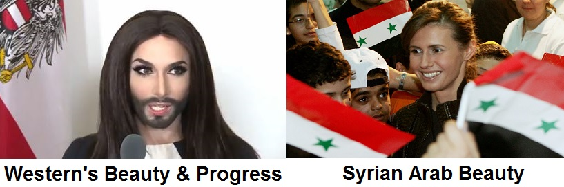 western-beauty-and-syrian-beauty