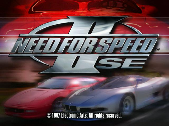 57ec31 Need For Speed II SE Cover