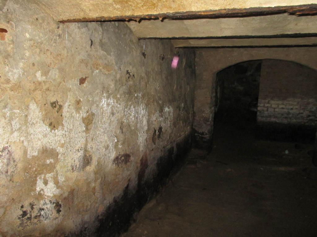 Gundula Pervers im Keller dreckig ins Maul gefickt