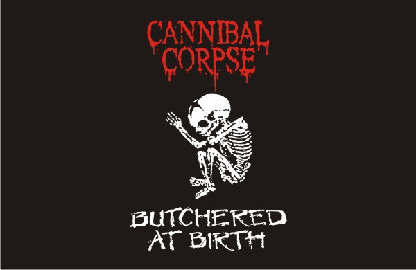 canibal corpse-butchered at birth front