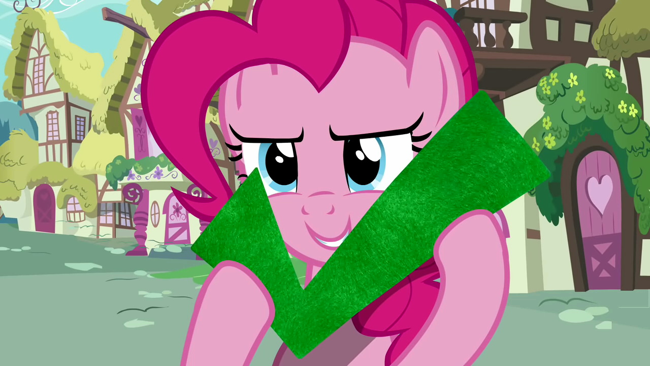 my little pony friendship is magic pinki
