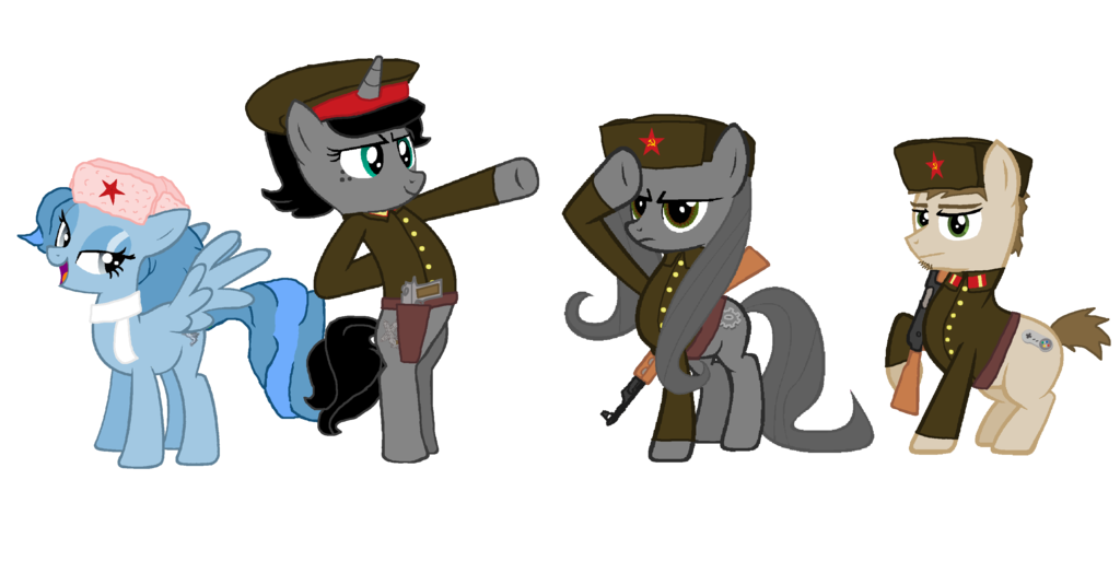 russian ponygroup vector by dekujunge-d7
