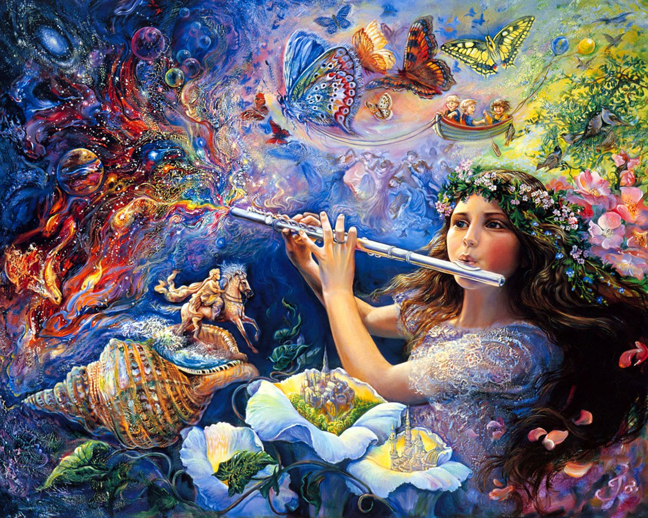mystical fantasy paintings kb wall josep