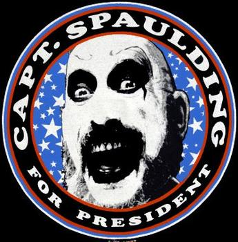 ca2e22 captain spaulding for president a