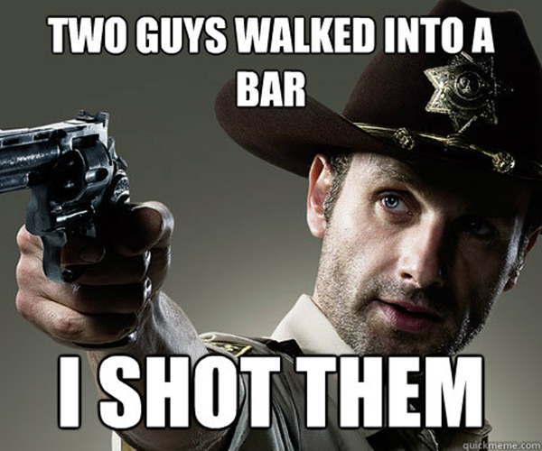 Walking-dead-meme-rick-two-guys-walked-i