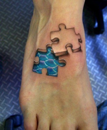 crazy-art-16-puzzle-foot-tattoo