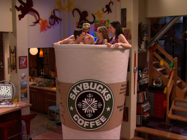 Carly Spencer and Friends take a Coffee .JPG