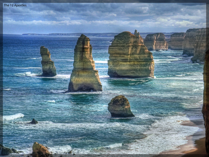 t5EUwf3 The 12 Apostles by TheFulkrum